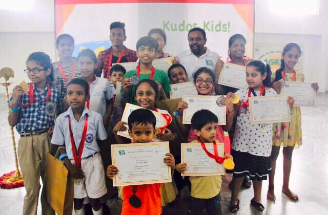 Mohabb, Sarvika, Lavnya and Gorama are the top stars in arts competitons