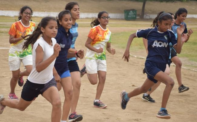 District School Sports Competitions