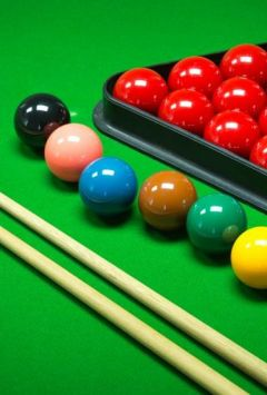 ONGC and BPCL in billiards team final