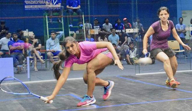 74th HCL National squash championship