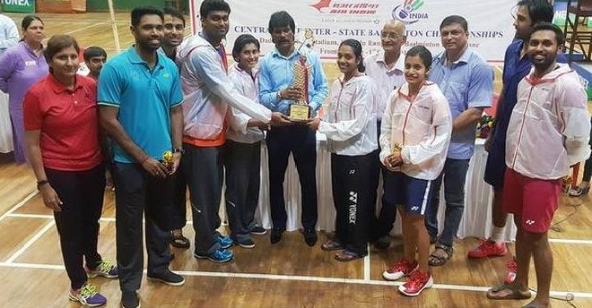 Zone inter-State badminton tournament