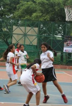 Inter School Basketball Championship