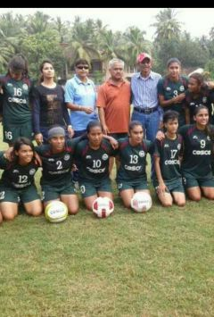 Delhi defeated Mizoram 4-0 to reach the semi-finals