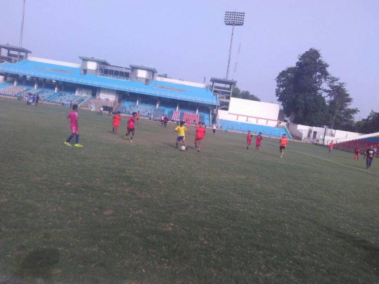 Indian Air Force defeats Sudeva 3-0 by Prabhjot's hat-trick
