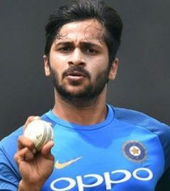 Shardul Thakur waiting patiently to wear India cap