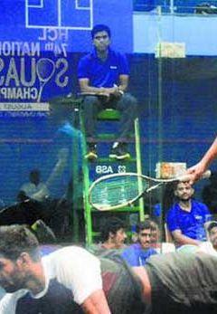 HCL 74th National squash championships