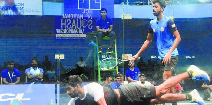 HCL 74th National squash championships