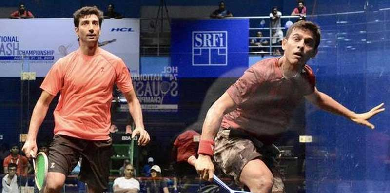 HCL 74th National squash championship