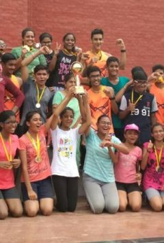 Inter school Athletics Meet