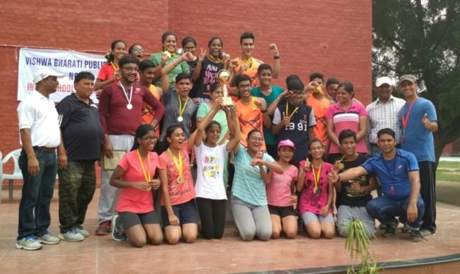 Inter school Athletics Meet