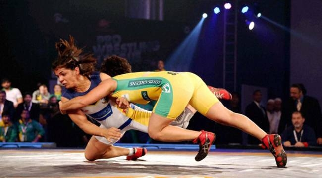 Sports: Why did not the wrestlers get practice in France camp?