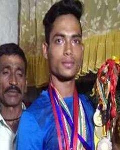 Rickshaw Driver's son did amazing at the athletics