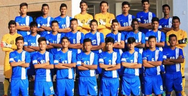 India U-17 Football Team