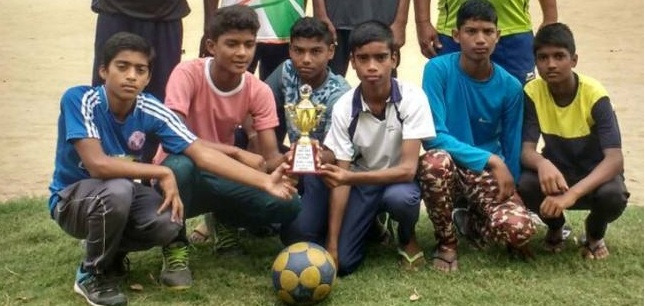 Gurugram champion in state school netball competition
