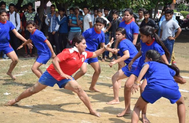 District Level Competition