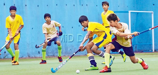 Mumbai School Sports Association