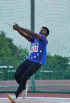 Ajay Sagar sets high-jump record