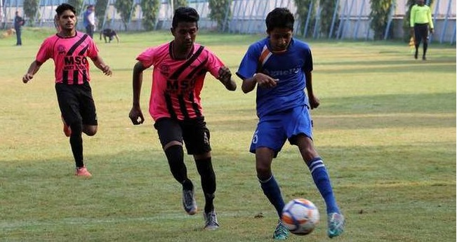 Mungaibari beats Gyan Bharti