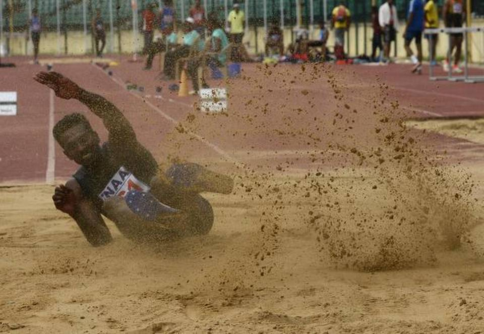 57th National Open athletics championships