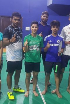 Aditi to show stamina in Asian Junior Badminton Championship