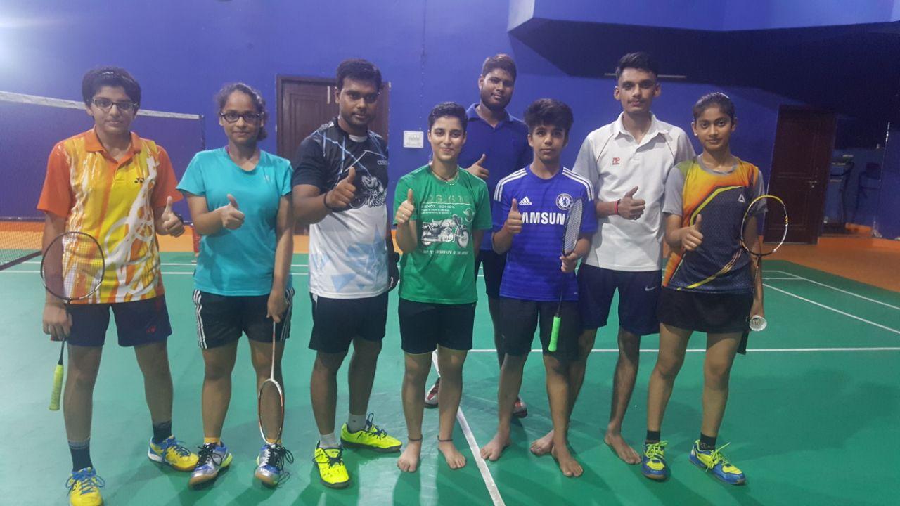 Aditi to show stamina in Asian Junior Badminton Championship