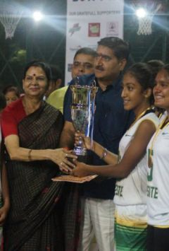 Bach Inter College and DPS win the title in exciting competition