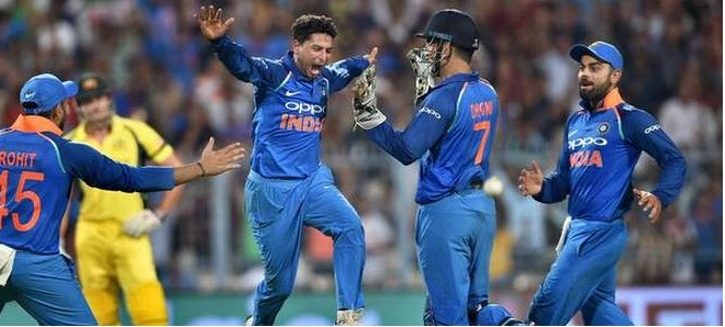 Hat-trick hero Kuldeep bamboozles the Aussies
