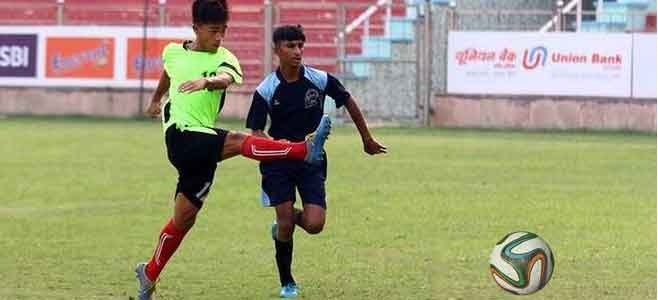 58th Subroto Cup football tournament