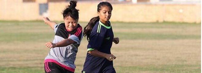 Subroto Cup girls u-17 section