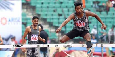 57th National Open Athletics Championship