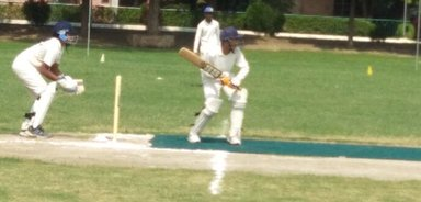 Inter school U-14 Cricket