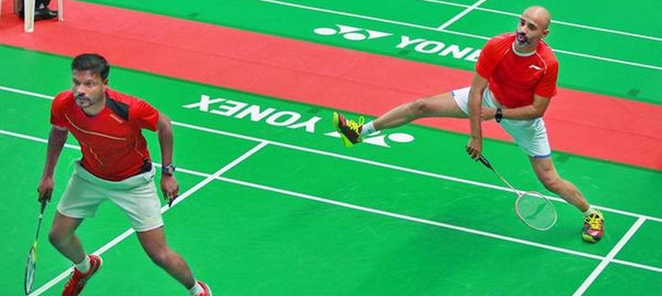 Indian badminton
