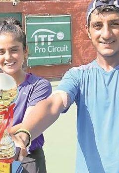 CLTA-AITA Super Series Tennis Tournament