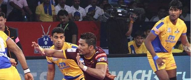 A fighting win for Thalaivas