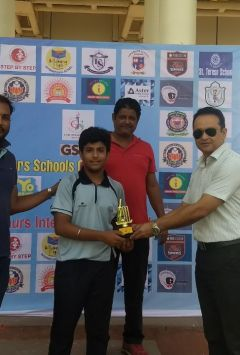 Gaurs Schools Cricket League