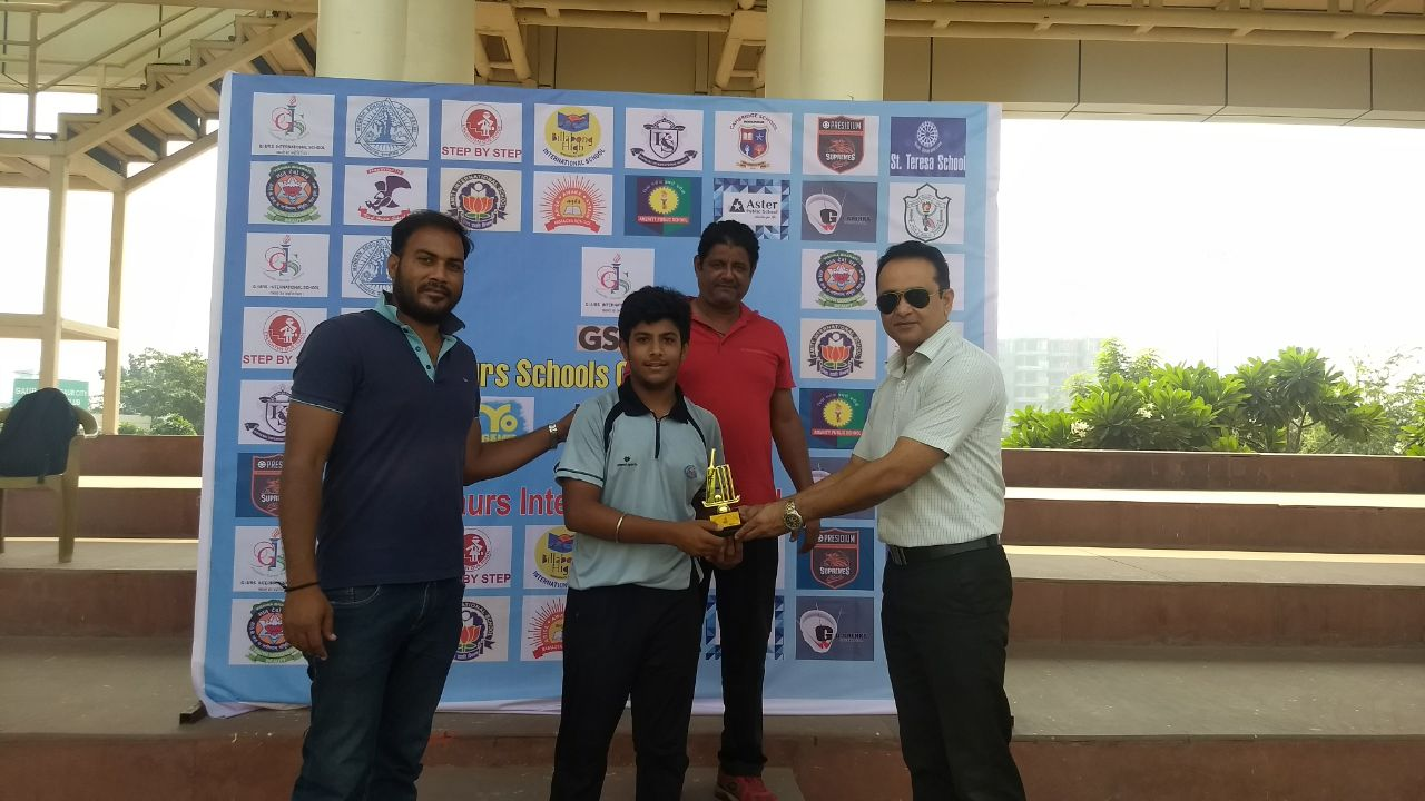 Gaurs Schools Cricket League