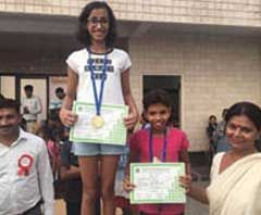 CBSE Zonal Swimming