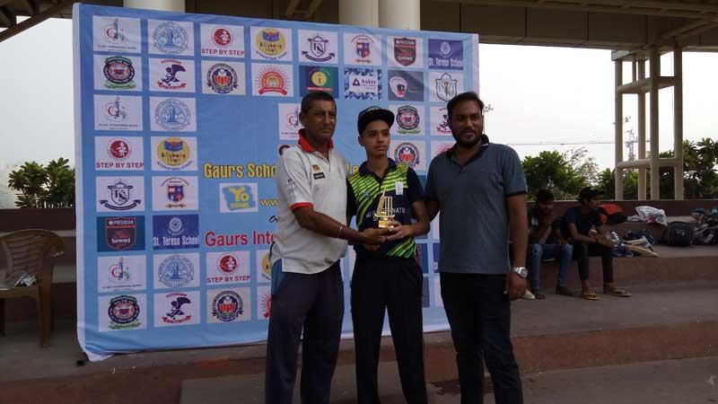 Gaur Inter School Cricket League