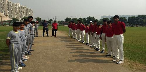 Gaurs International School Noida