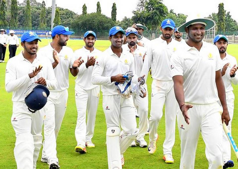 Ranji Trophy campaigns