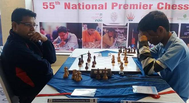 India National chess championship