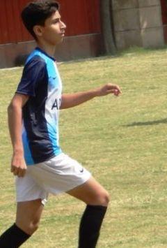 Captain Vijayant Thapar Memorial Inter School Football Championship