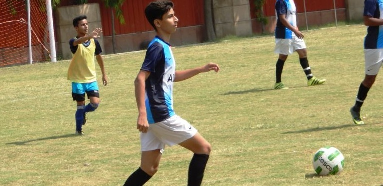 Captain Vijayant Thapar Memorial Inter School Football Championship