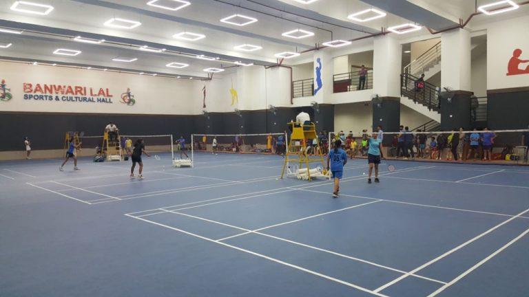 State Sub-Junior Badminton Championship