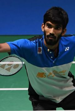 Srikanth at 4th