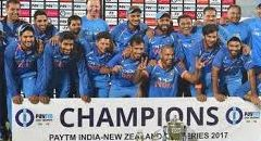 India beat New Zealand by six runs in a thriller