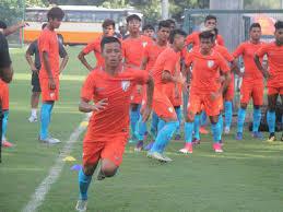 India U-17 World Cup campaign