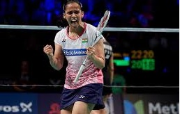 Coaches hail Saina's attacking game against Sindhu