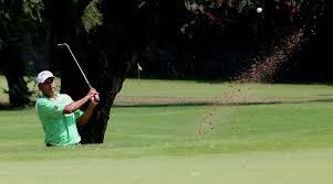 Open golf