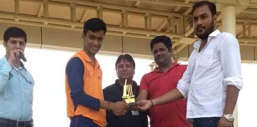 Gaur School Cricket League